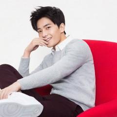 森马针织衫 冬季男圆领套头青年毛衣小清新线衫毛衫纯色韩版学生
