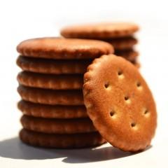 台湾进口 自然素材焦糖黑糖饼干早餐代餐饼干办公室休闲零食 365g 台湾进口/浓郁黑糖味/香酥可口/好吃不腻